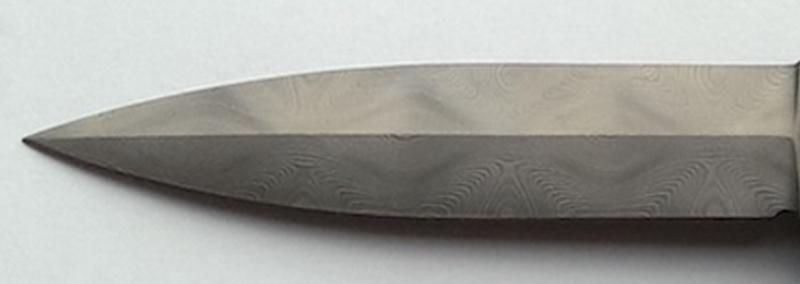 Ножи механика Титова. Форма клинка 7